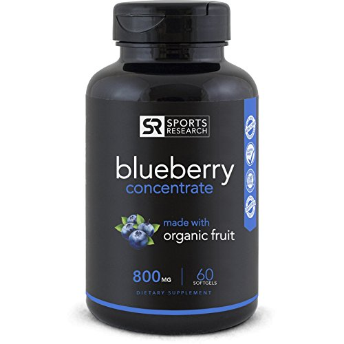 Wild Blueberry Concentrate Antioxidants Phytonutrients