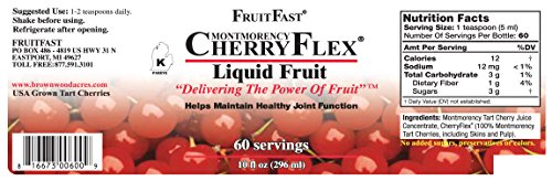 CherryFlex Liquid Fruit - Shipping Included by FruitFast (Image #4)'
