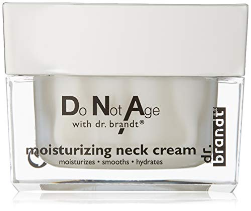 Do Not Age With Dr. Brandt  Moisturizing Neck Cream (Dr Brandt Needles No More 3d Filler Mask)