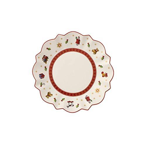 VILLEROY & BOCH TOY'S DELIGHT Bread & butter plate - white