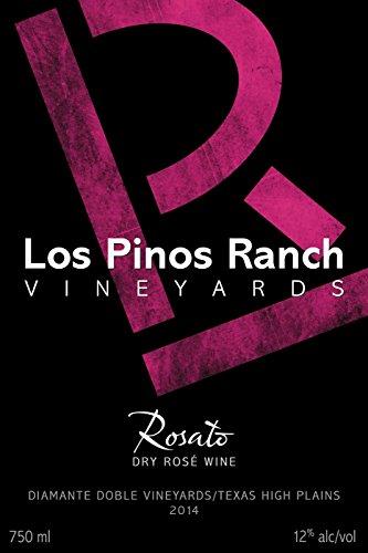 2014 Los Pinos Ranch Rosato