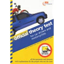 Official Theory Test for Car Drivers and Motorcyclists: Valid for Tests Taken from 4 January 2000 - Touch Screen...