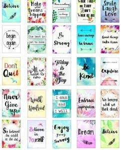 82351 Images to Choose from Enamel Decal Glass Decal Ceramic Decal Waterslide Decal Choose Either Ceramic Enamel 3 Different Size Sheet or Glass Fusing Decals Encouraging Words