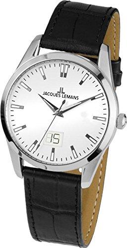 Jacques Lemans Liverpool 1-1828B Mens Wristwatch Classic & Simple