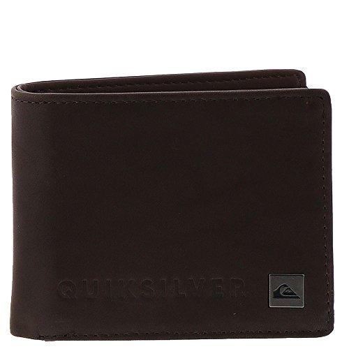 Quiksilver Men's Mack VI Wallet, Chocolate Brown, M