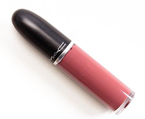 Mac Retro Matte Liquid Lip Colour Topped With Brandy (Liquid Lipstick Mac)