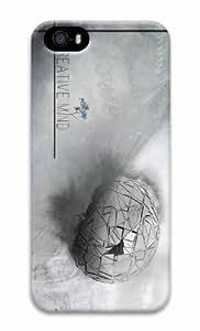 iPhone 5 3D Hard Case Speedart Creative Mind by supermalls