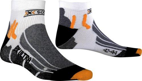 X-Bionic 76926 - Calcetines de ciclismo para hombre, tamaño 45-47: Amazon.es: Deportes y aire libre