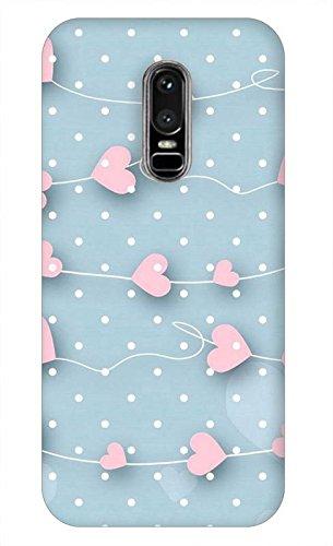 new styles cef9c 5388e DesignGuru oneplus 6 Back Cover, Designer Stylish: Amazon.in ...