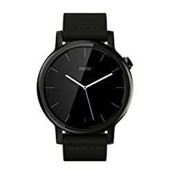 Motorola Moto 360 2nd Gen. Mens 42mm Sma...