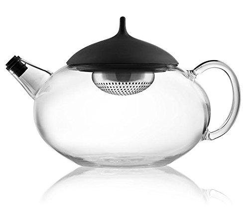 Glass Teapot with Built in Tea Egg By Eva Solo Denmark