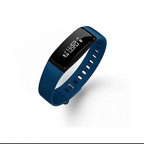 Brazalete de fitness, fitness Tensiómetro de pulsera, brazalete de fitness Tensiómetro Pulsómetro, Podómetro