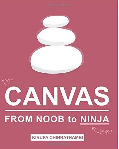 HTML5 Canvas: From Noob to Ninja by Kirupa Chinnathambi 2016 ...