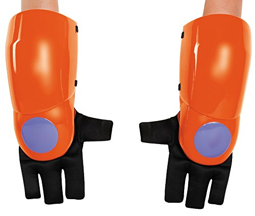 [Disguise Red Baymax Gloves Costume] (Boy Robot Halloween Costume)
