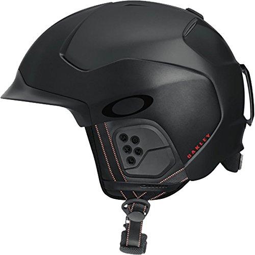 Oakley Mod5 Snow Helmet, Matte Black, - Snow Goggles Uk