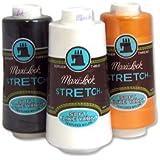 Maxi-Lock® Stretch Thread 2,000 yds - #45136 Poppy Red