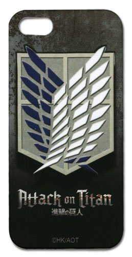 Attack On Titan Scout Regiment iPhone 5 Cas de Téléphone