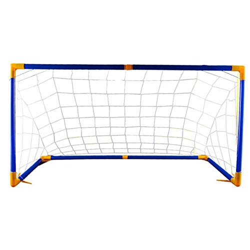 (LEOO Portable Soccer Goal – Pop-Up Soccer Goal – Portable Soccer Net – Available in 2 Sizes (Size : 62x30x41)