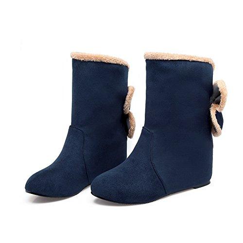 BalaMasa BalaMasaAbl10470 - Stivali da neve donna, Blu (Blue), 35 EU