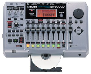 Boss BR-900CD Digital Recording Studio