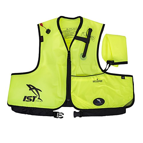 IST Snorkeling Vest - Adult, L