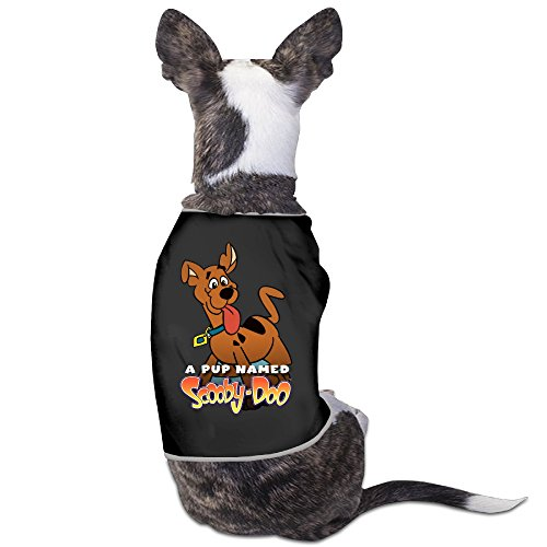 A Pup Named Scooby-Doo Theme Song Dog Sweaters 100% Polyester Fiber (Scooby Doo Costume For Dogs)
