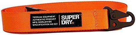 Superdry Alchemy Schlüsselband, Baja Orange