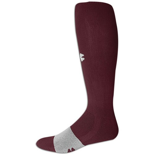 Under Armour Hombre Allsport calcetines, X-Large, Granate