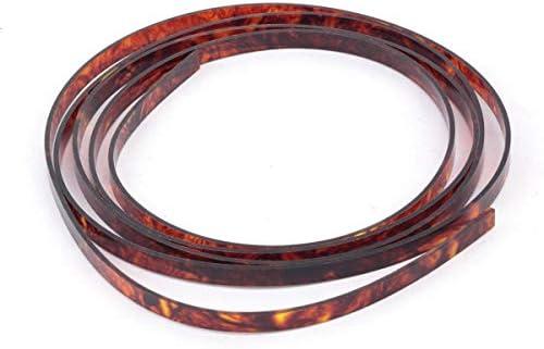 Musiclily Plástico Binding Encuadernación de Guitarra 1650x6x1,5mm ...