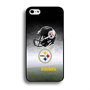 Iphone 6 Plus (5.5 Inch) case Glitter Pittsburgh Steelers NFL Football Team Logo Sports for Men Design Hard Plastic Snap on Accessories Protective Case Cover for Iphone 6 Plus (5.5 Inch)