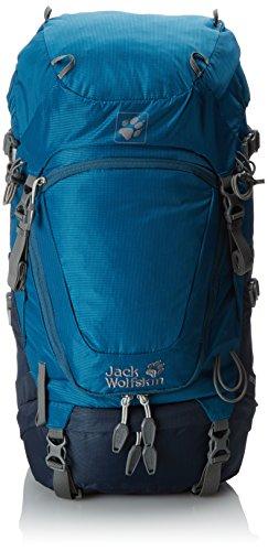 Jack Wolfskin Highland Trail Rucksack, Moroccan Blue, 36 L For Sale