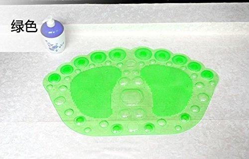 TS-nslixuan große Kiesel Dusche Mat Badezimmer Ansaug Anti Rutschsichere Badewanne Nasszelle wc Deco, Gelb B0798N7BRG Duschmatten