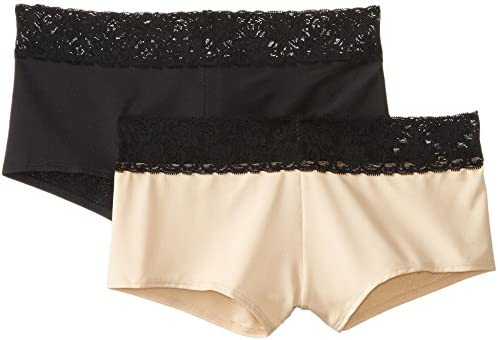 Intimates & Sleep Clothing, Shoes & Accessories Hanes Underwear Womens Smooth Secrets Modern Fit Bikinis Select Size 2 Pr NIP