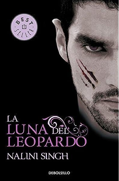 La luna del leopardo (Psi/Cambiantes 4): Amazon.es: Singh ...