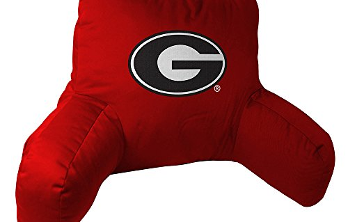 Georgia Bedrest Pillow - The Northwest Company Georgia Bulldogs Bed Rest Pillow