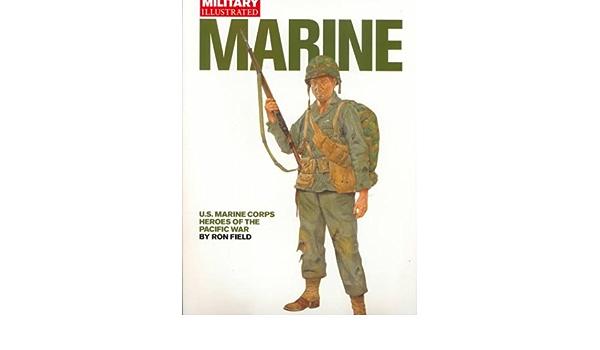 Marine: US Marine Corps - Heroes of the Pacific War Military ...