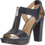 Best Michael Kors Platform Heels - Michael Kors Women's Berkley T-Strap Platform Dress Sandals Review