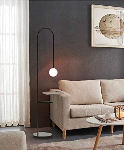 Minimalist Creative Floor lamp Bedroom Living Room Personality Atmosphere lamp Nordic Simple LED Vertical lamp Floor lamp Desk lamp