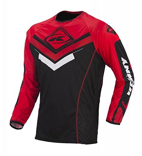 KENNY Titanium Motocross Jersey 2017 - schwarz