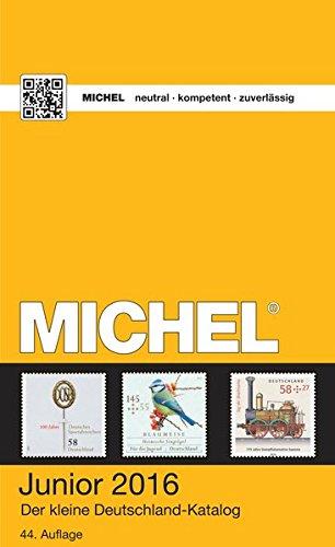 MICHEL-Junior-Katalog 2016: in Farbe