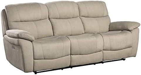 Lexicon Ryan Power Double Reclining Sofa