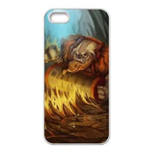 iPhone 4 4s Cell Phone Case White Defense Of The Ancients Dota 2 EARTHSHAKER 003 LWY3518040KSL