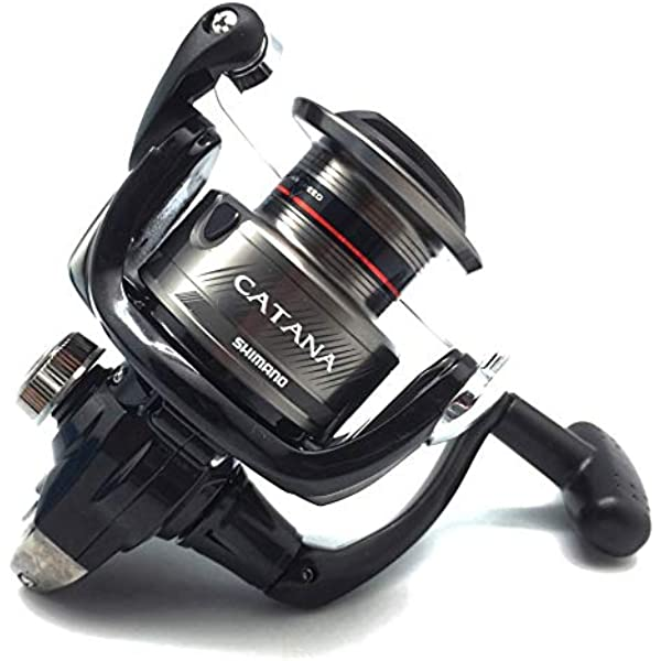 SHIMANO Catana, Carrete de Pesca con Freno Delantero: Amazon.es ...
