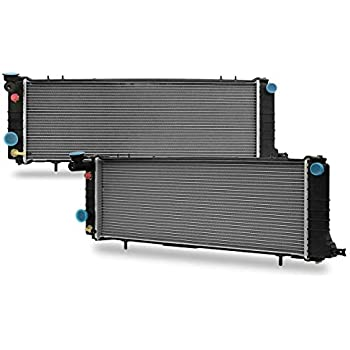 Amazon.com: Spectra Premium CU1193, radiador completo para ...