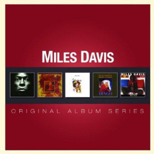 Tutu Series (Amandla/Dingo (Ost)/Doo-Bop/Siesta (Ost)/Tutu -  Davis, Miles)