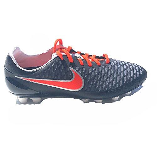 Nike Magista Opus Ag / Fg Fotbollsskor Stövlar Svart Röda Kvinnor Storlek 8 (herrstorlek 6,5)