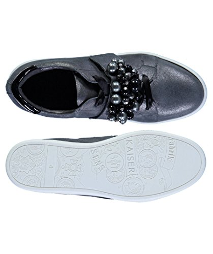 Peter Kaiser Damen Sneakers anthrazit (14)