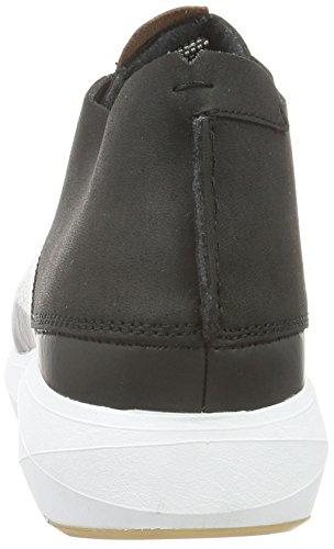 Boxfresh Herren Colum Sh Marl/Lea Sneakers Schwarz (Black)