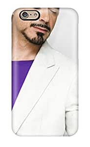 YY-ONE For Iphone 6, 10088 Robert Downey Jr Male Celebrity Pattern