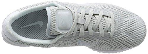 Nike Cortez Ultra Br, Zapatillas de Deporte para Hombre Blanco (Pure Platinum / Pr Platinum-Wht)